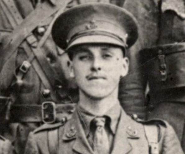BRAVERY: Lt Col Roland Bradford of DLI awarded VC for bravery on October 1, 1916