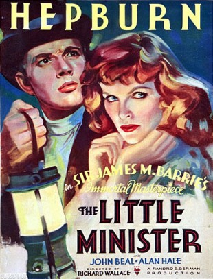 FILM POSTER: The Little Minister of 1934