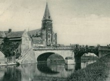 The 18th Battalion of the Durham Light Infantry arrived in Port Remy on the banks of the River Somme in the early hours of March 14, 1916 on a bitterly cold night before marching through the town to their billets