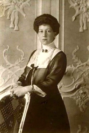 Her Imperial Highness, Marie Georgievna Romanova, commonly known as Grand Duchess George