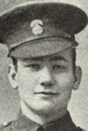 Warriner Thomas Warriner Lucas who died at the Battle of the Somme