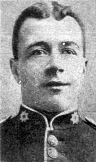 Private Frederick Dobson