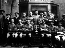 Cornforth United Amateur Football Club 1913-1914