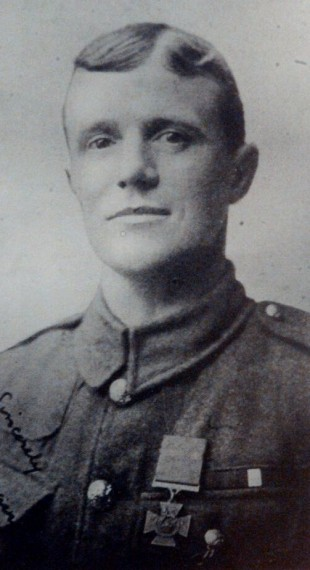 Private Michael Heaviside