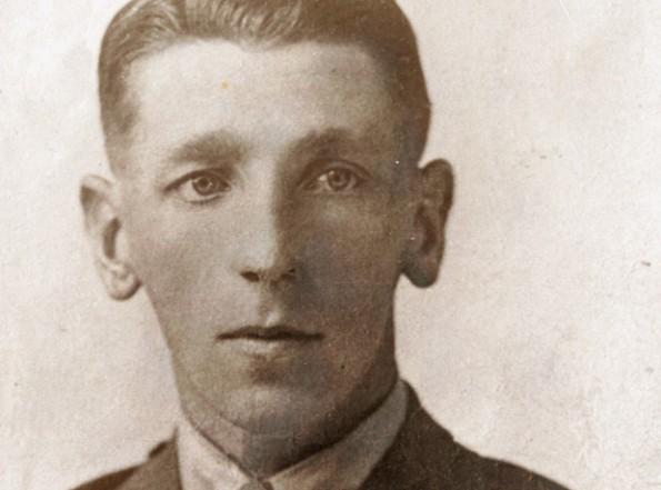 Sergeant Edward Cooper