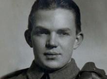Diary of Gunner George James: April 26 – May 16 - georgejames1-220x162