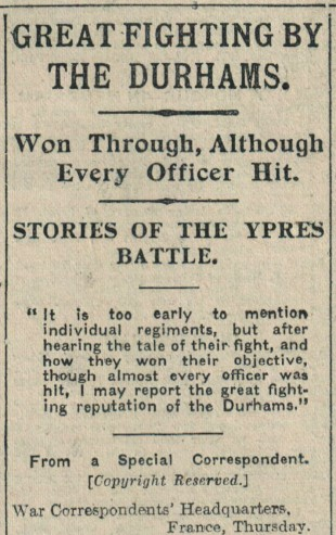 The Northern Echo, August 3, 1917