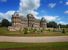 The Bowes Museum in Barnard Castle