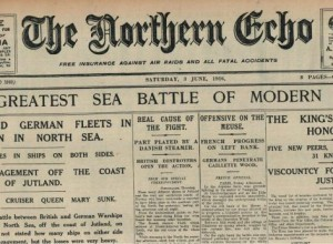 HEADLINE GRABBER: From The Northern Echo of June 3, 1916 – the first report of the Battle of Jutland