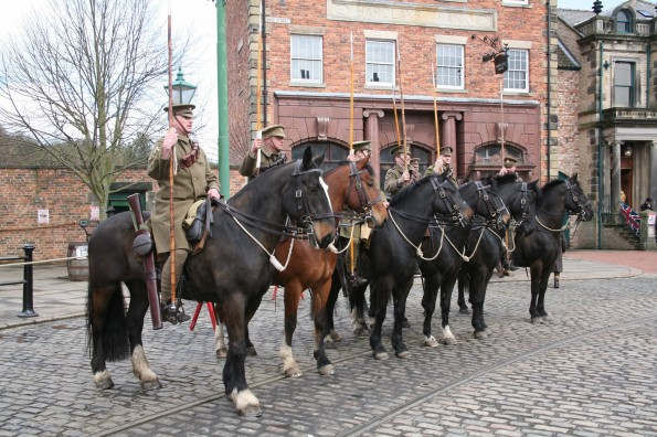 CENTENARY: Beamish Museum marks centenary of the Battle of the Somme.