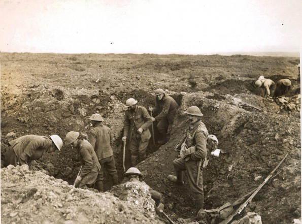 REMEMBERED: Sunderland Empire to screen the original 1916 documentary on the Battle of the Somme