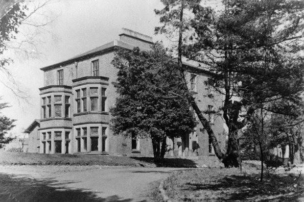 BELLE VUE: Greylands, or 140 Coniscliffe Road, Darlington, which was Ropners' headquarters for 50 years