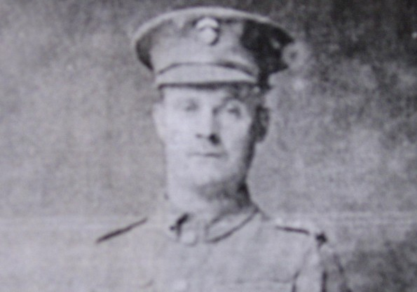 BROTHERS IN ARMS: Bertie Hind