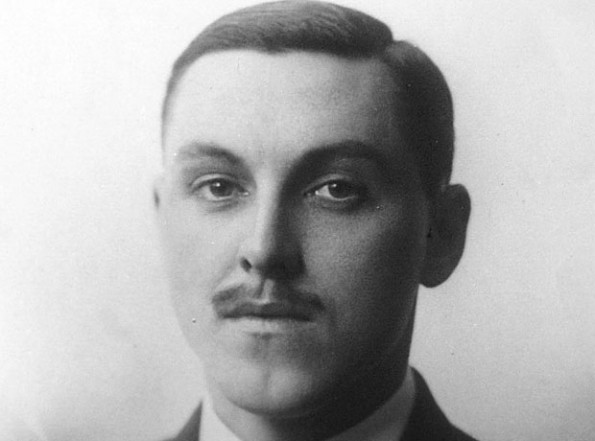 VC WINNER: Brigadier-General Roland Bradford