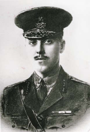 BORN LEADER: Roland Bradford